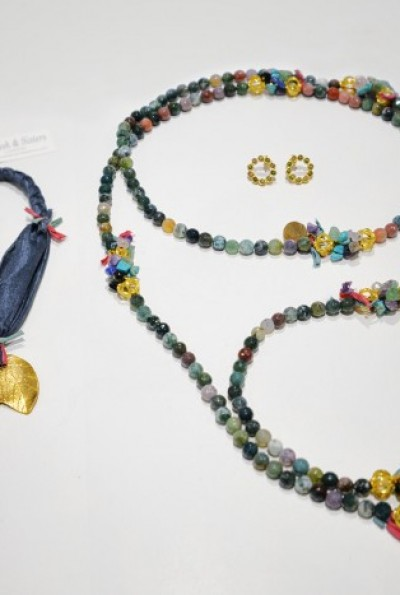 Collares y pendientes SPANISH AND SISTERS